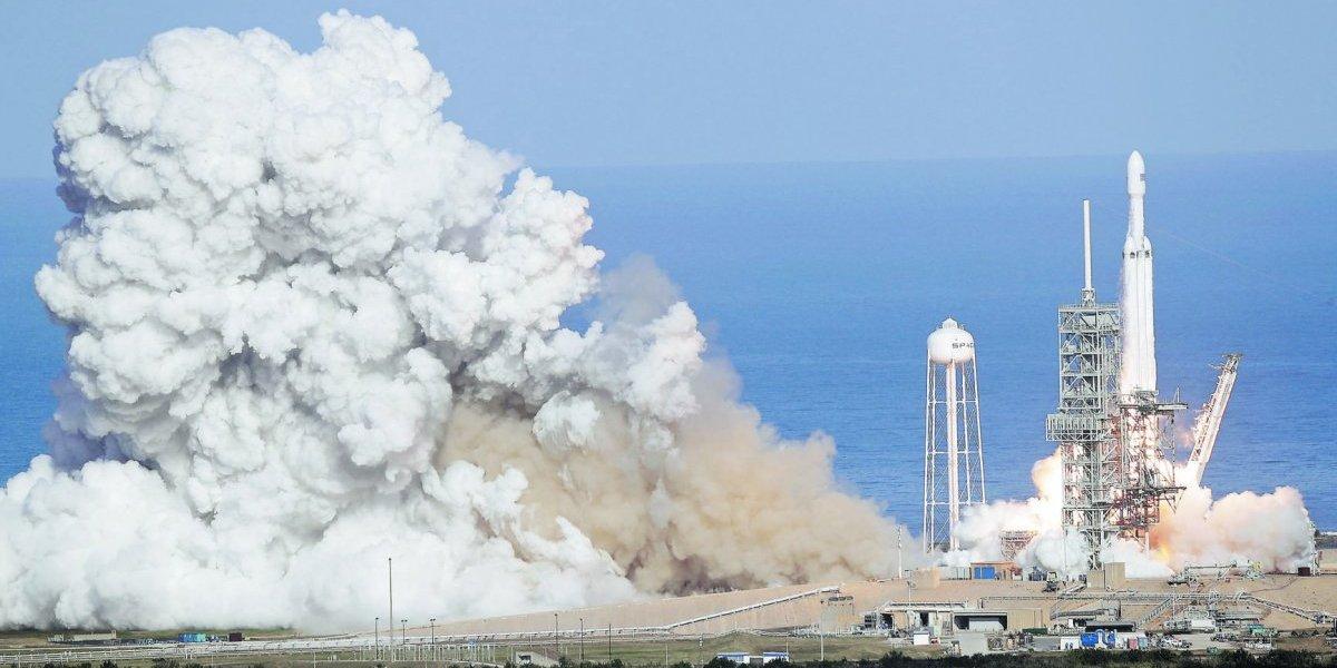 Space X quiere llevar seres humanos a Marte