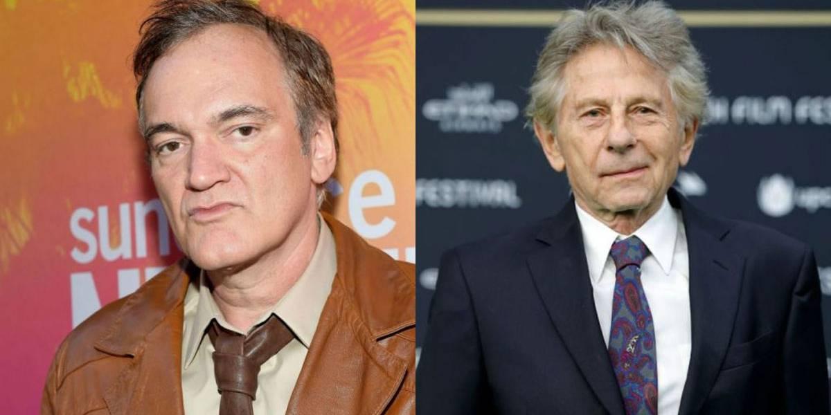 Tarantino se desculpa por defender Polanski em caso de estupro