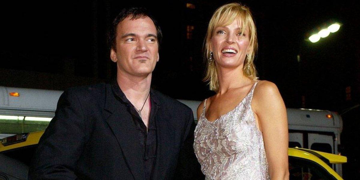 Quentin Tarantino expresa remordimiento por accidente de Uma Thurman