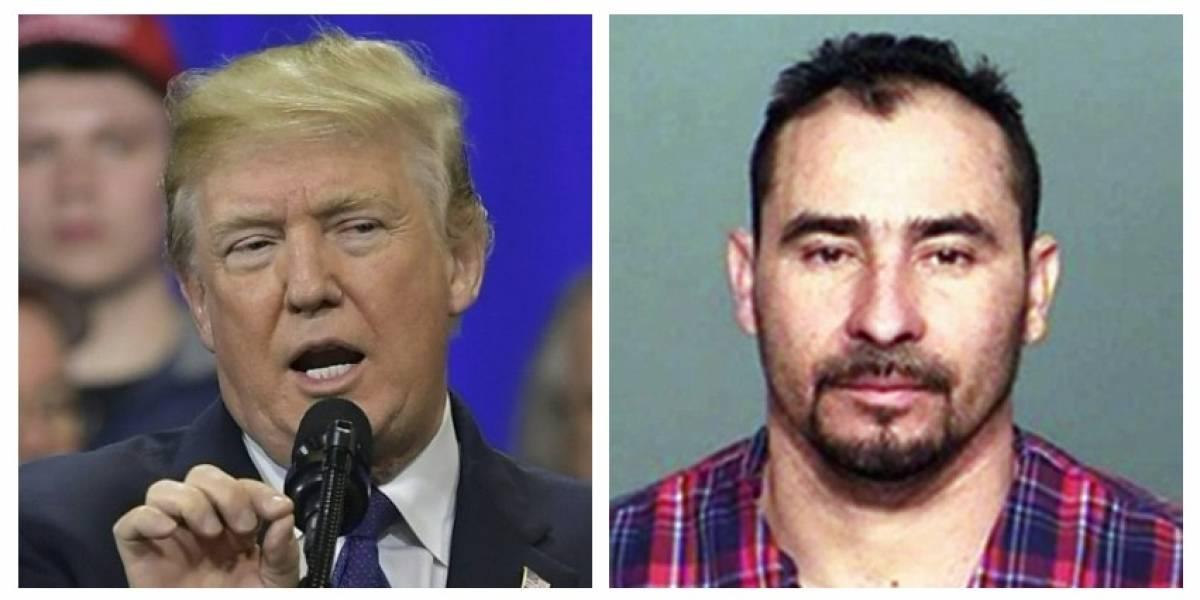"""Trump """"explota"""" en Twitter por guatemalteco señalado de matar a jugador de la NFL"""