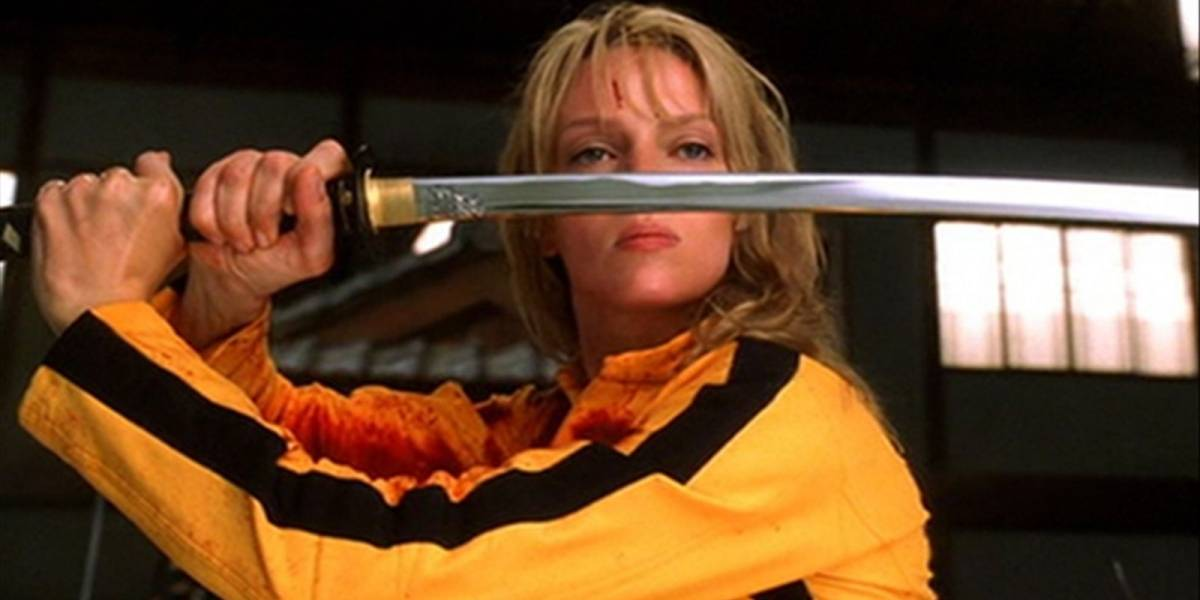 "Sale a la luz video del aparatoso choque de Uma Thurman durante la grabación de ""Kill Bill"""