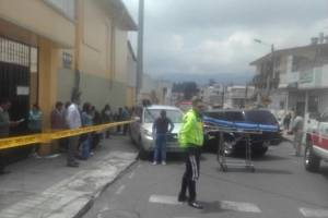 Accidente de tránsito en La Magdalena