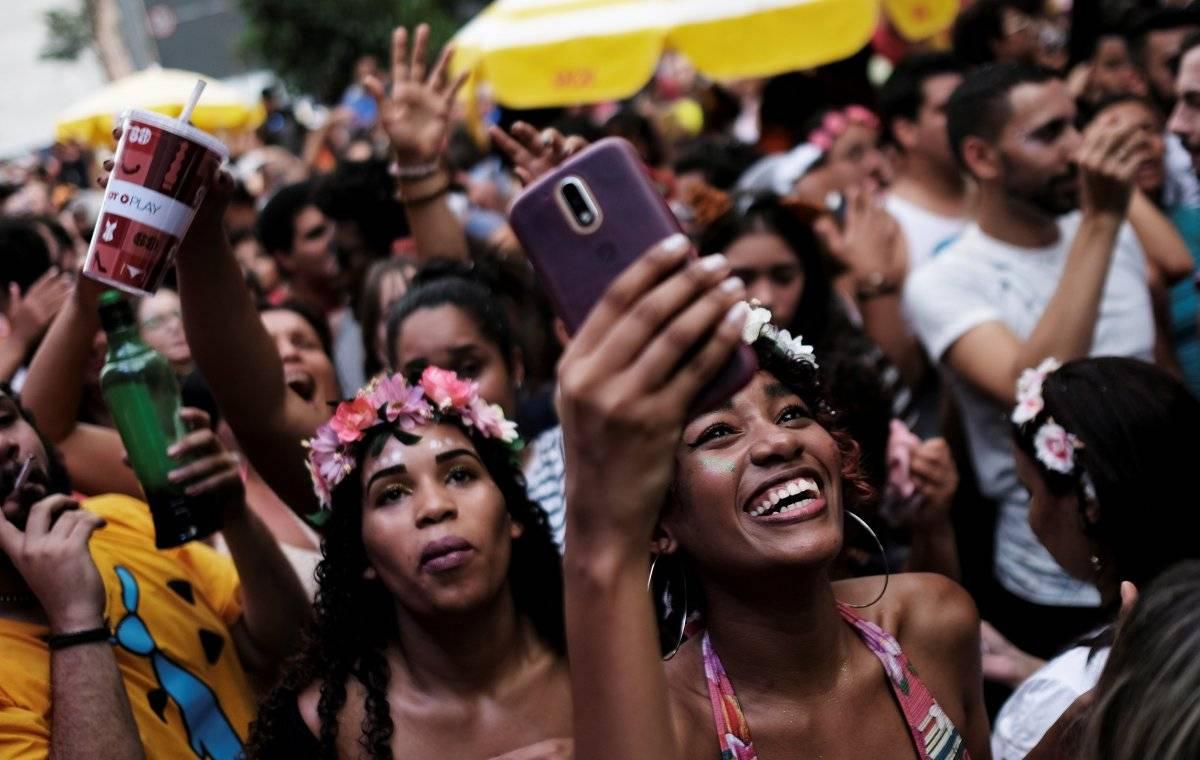 Carnaval bloco de Rua Sao paulo
