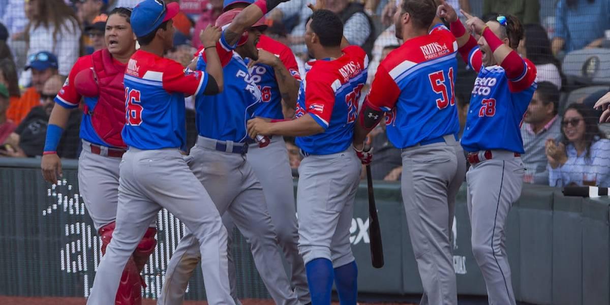 Puerto Rico venció a Venezuela y defenderá su corona en la final de la Serie del Caribe