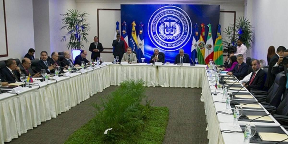 """El diálogo venezolano concluye sin acuerdo y entra en receso """"indefinido"""""""