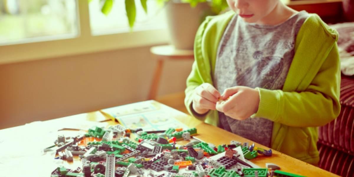 Legos y videojuegos preparan a futuros ingenieros