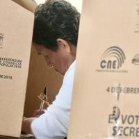 CNE convoca a consulta popular por el agua en Cuenca ¡Revisa las cinco preguntas!