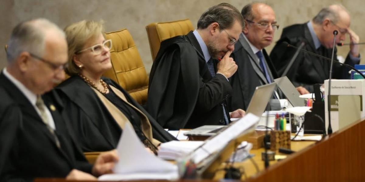 Cinco mil juízes e promotores pedem ao STF que mantenha prisão em 2ª instância