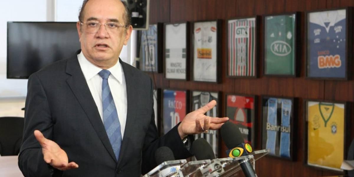 MPF quer impedir Gilmar Mendes de julgar ex-dirigente da Fecomércio-RJ