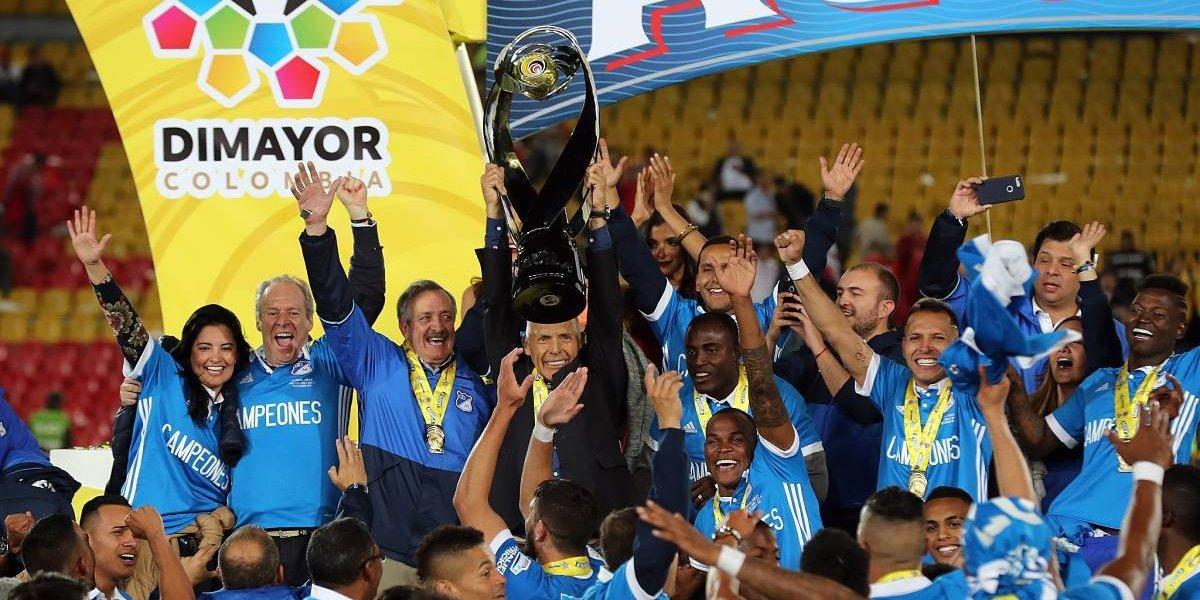 Nacional se quejó ante la Dimayor por presunta provocación de jugadores de Millonarios