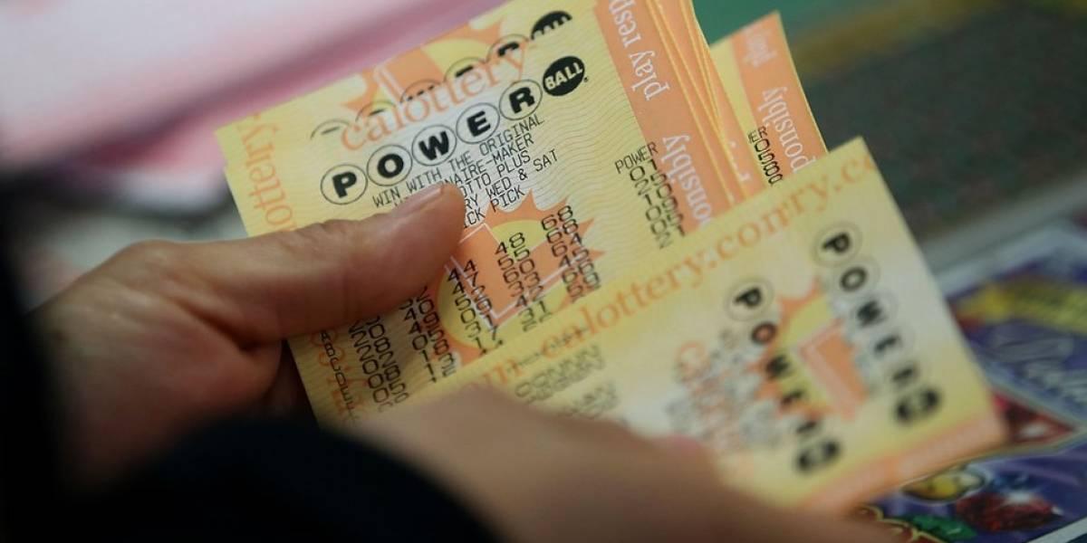 Mujer exige anonimato tras ganar 560 mdd en lotería