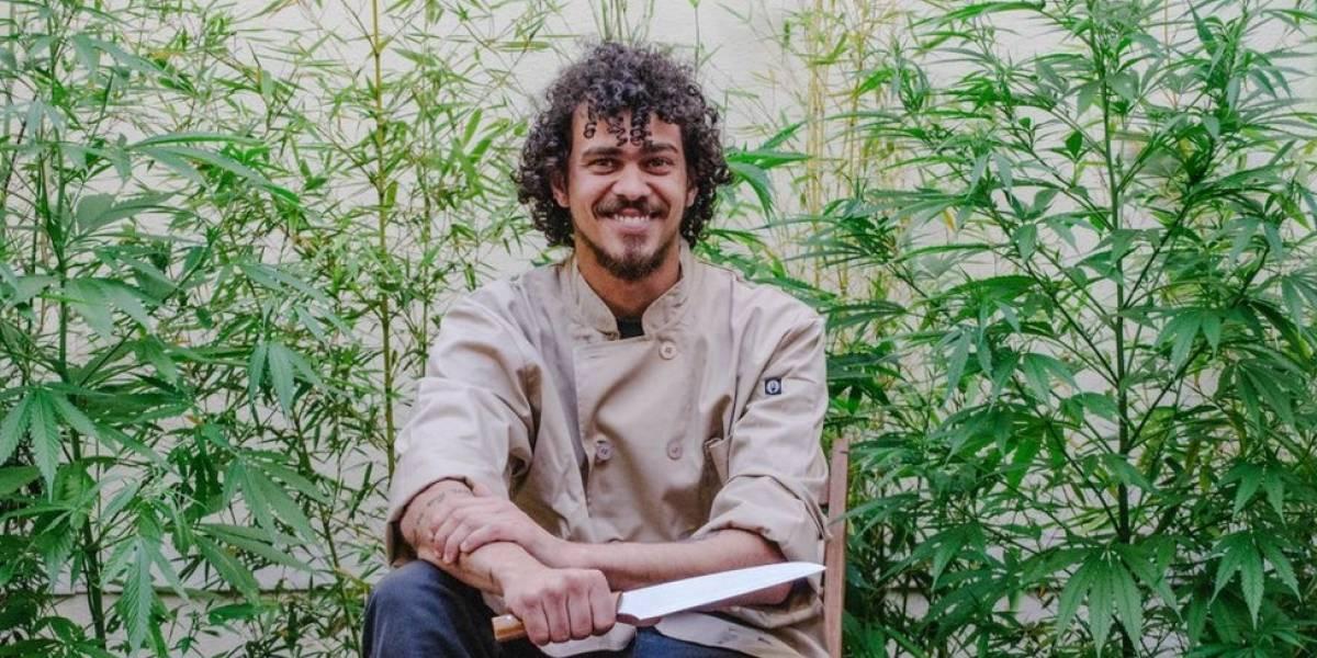 """Brasileiro vira """"chef da maconha"""" no Uruguai e faz até jantar para idosos"""