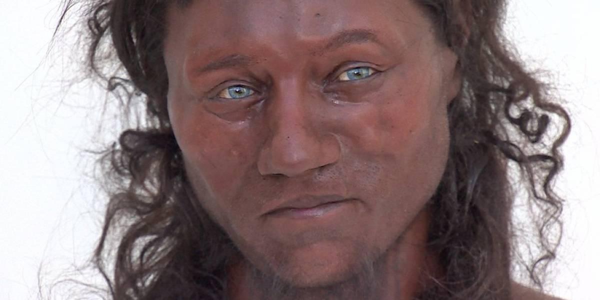 DNA de esqueleto indica existência de britânicos negros e de olhos azuis há 10 mil anos