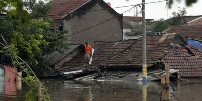 Hombre gritó desesperadamente segundos antes para advertir del Tsunami en Indonesia
