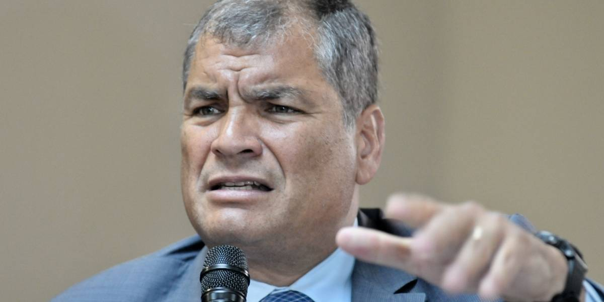 Rafael Correa: Ojalá entiendan quién dijo la verdad y quién mintió