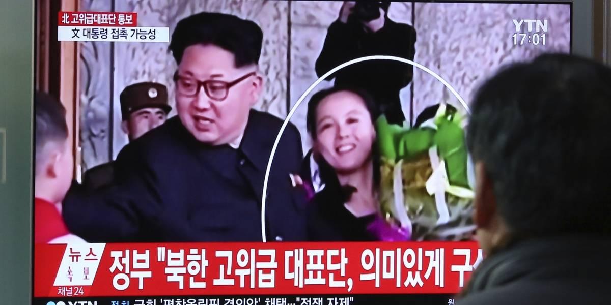 Hermana de Kim Jong-un viajará a los Juegos Olímpicos de Corea del Sur