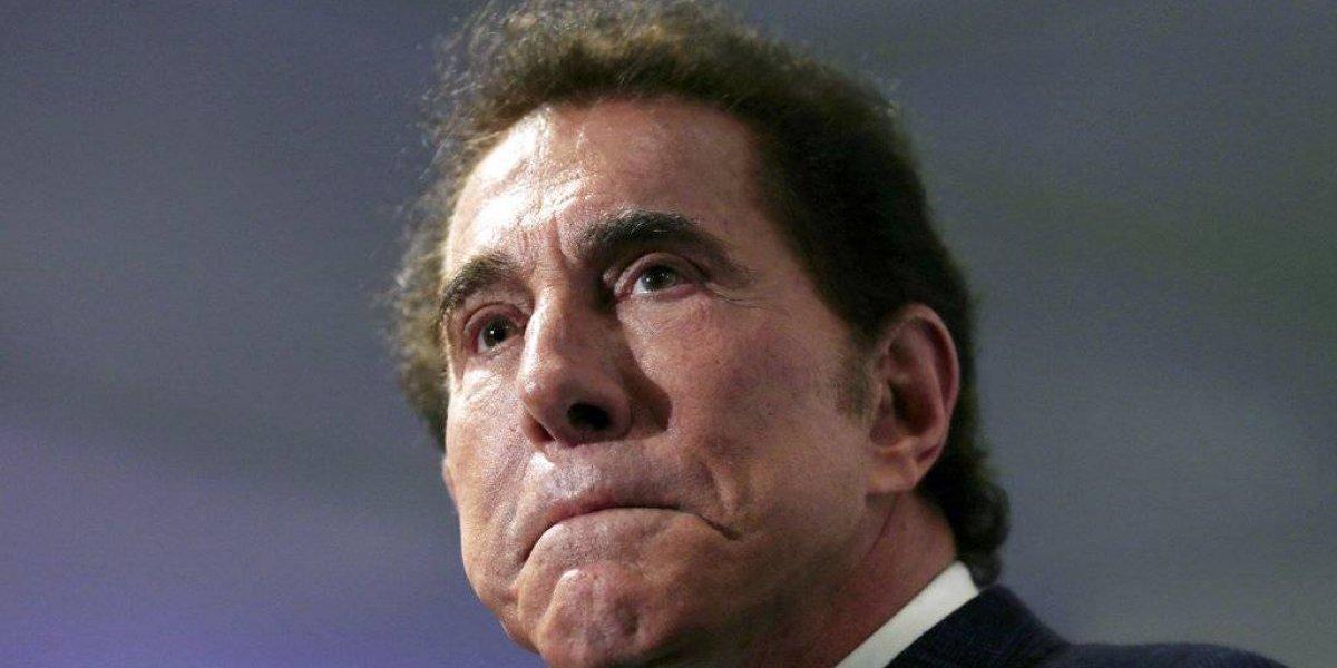 Renuncia magnate de casinos Wynn