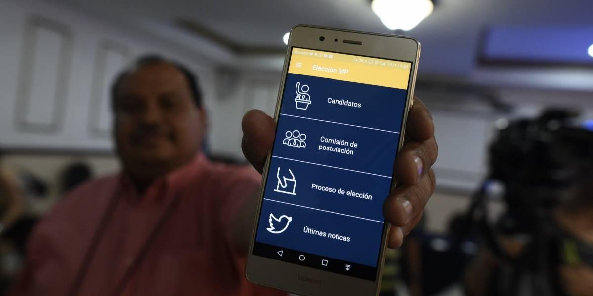 Lanzan plataformas digitales que acercan el proceso de elección de fiscal del MP