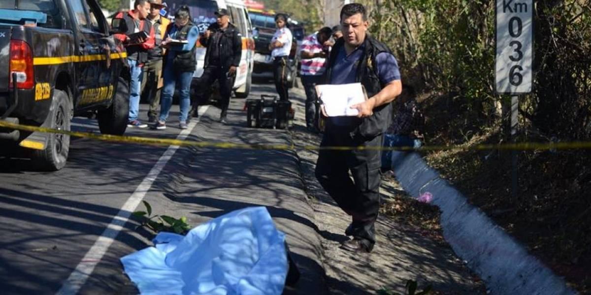 Pasajero asesina a sicario que atacó a piloto de microbús
