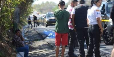 disparan contra microbús en Villa Canales