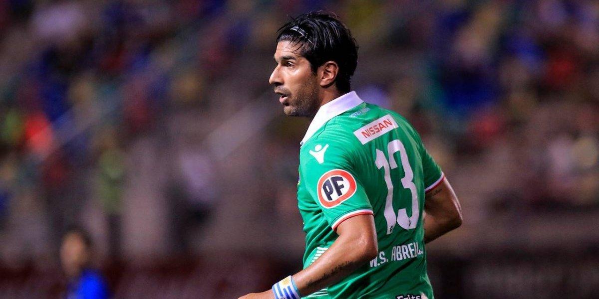 Sebastián Abreu sueña con marcarle un gol a Colo Colo