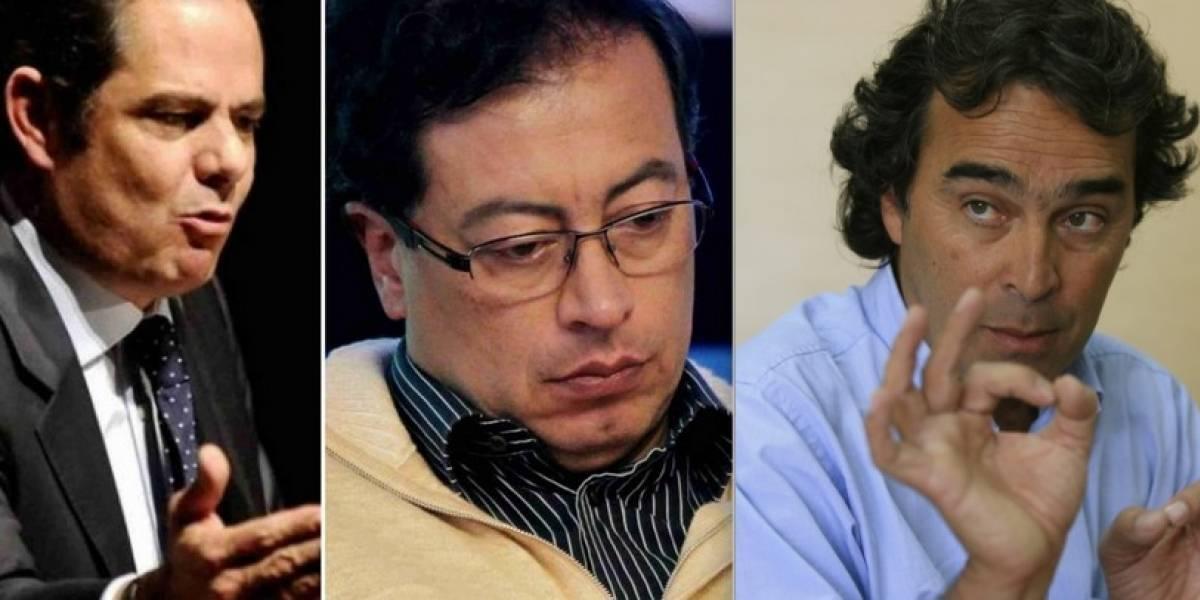 Seis de cada 10 colombianos no le dejarían las llaves de su casa a los presidenciables