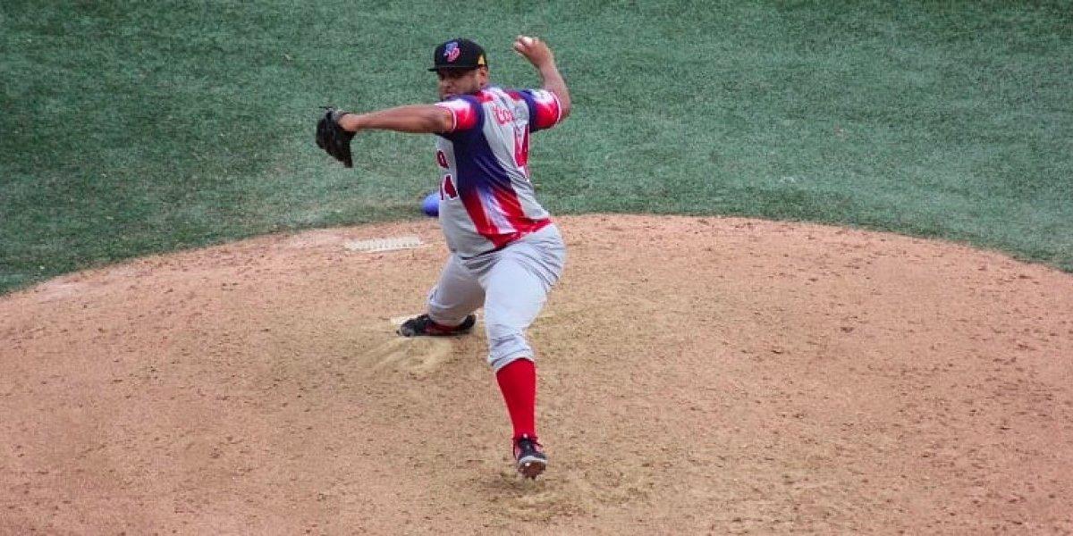 Ángel Castro, decidido a ganarlo todo en la Liga Mexicana de Béisbol