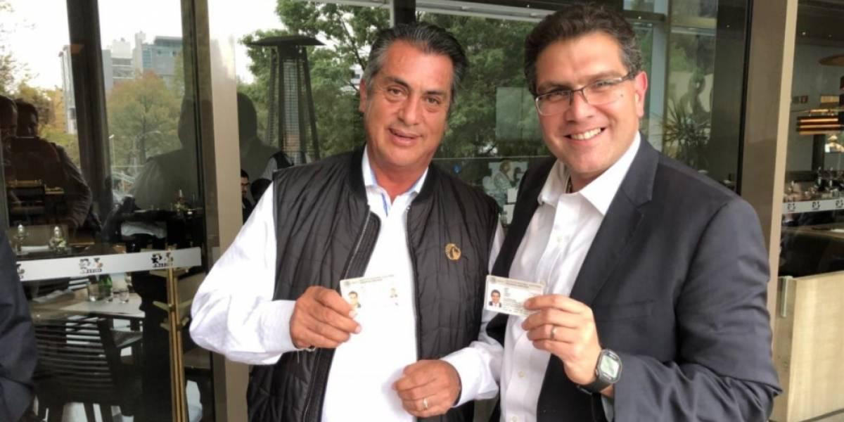'Los independientes no nos peleamos', se reúnen El Bronco y Ríos Piter