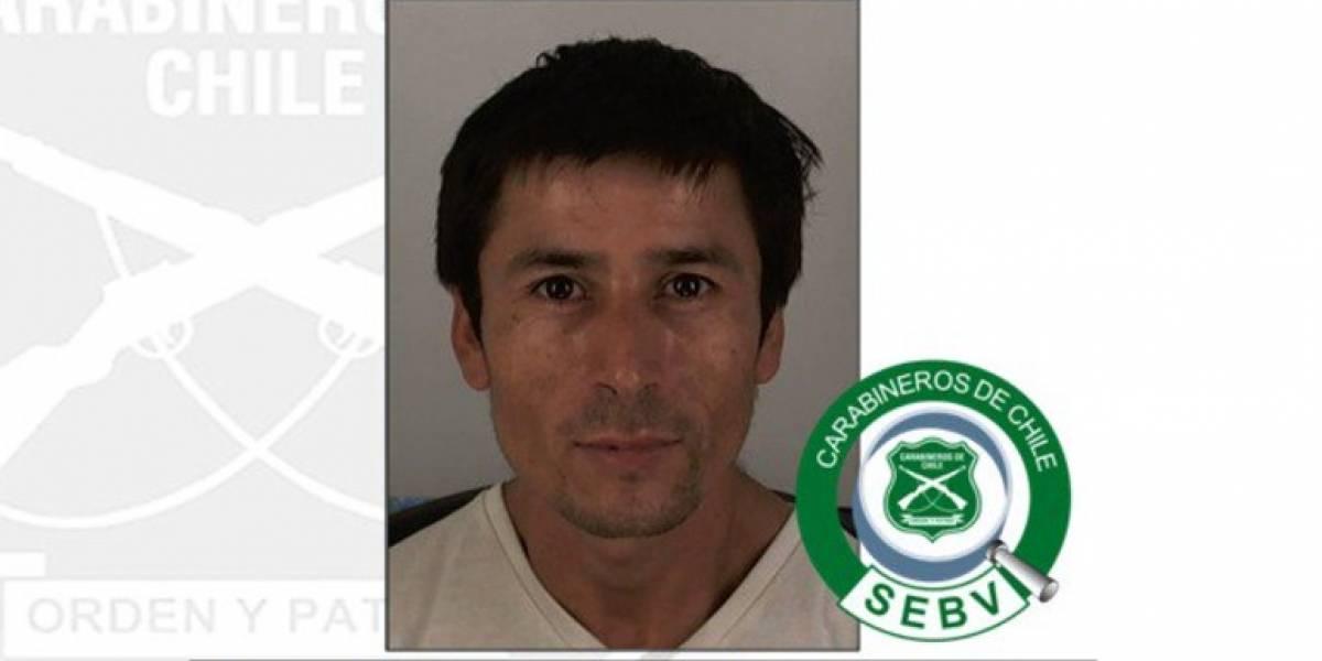 Licantén: Quién es José Navarro, el presunto secuestrador de Emmelyn