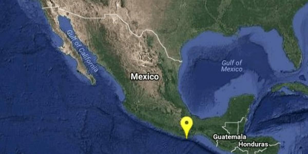 Sismo de 5 grados despierta a habitantes de Oaxaca