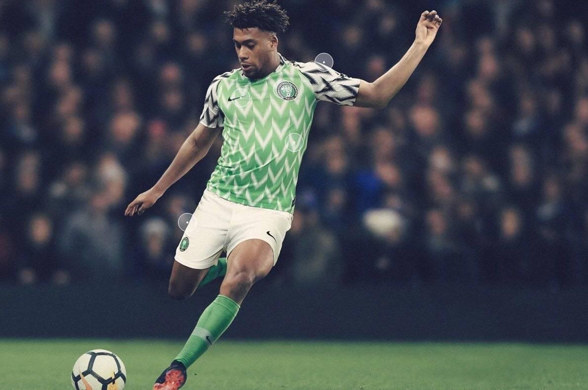 Jersey Nigeria