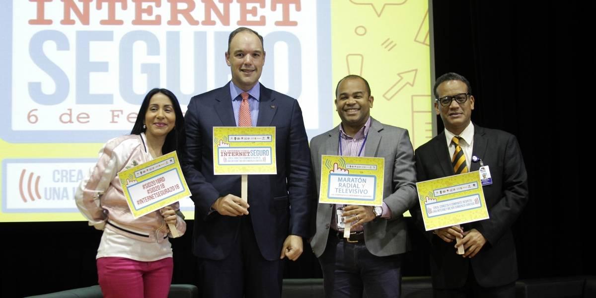 #TeVimosEn: Indotel apuesta al uso sano, seguro y con conciencia del Internet