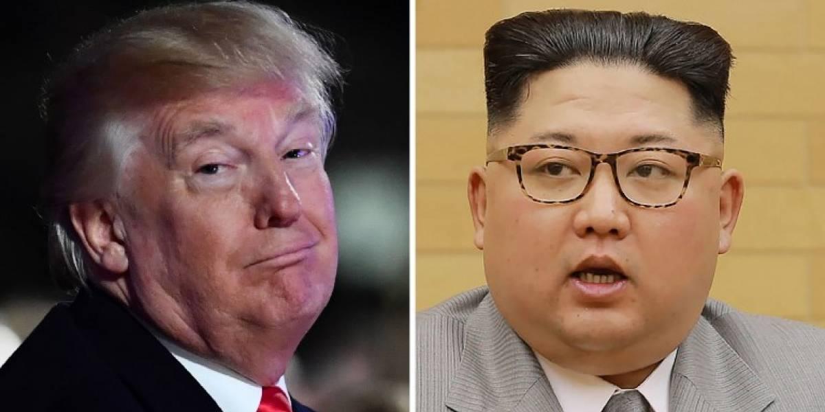 """Trump destaca """"progreso"""" en conversaciones con Corea del Norte"""