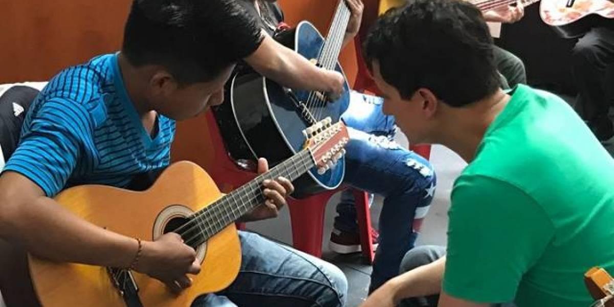 Los niños y jóvenes de Bogotá podrán acceder gratis a varios cursos artísticos