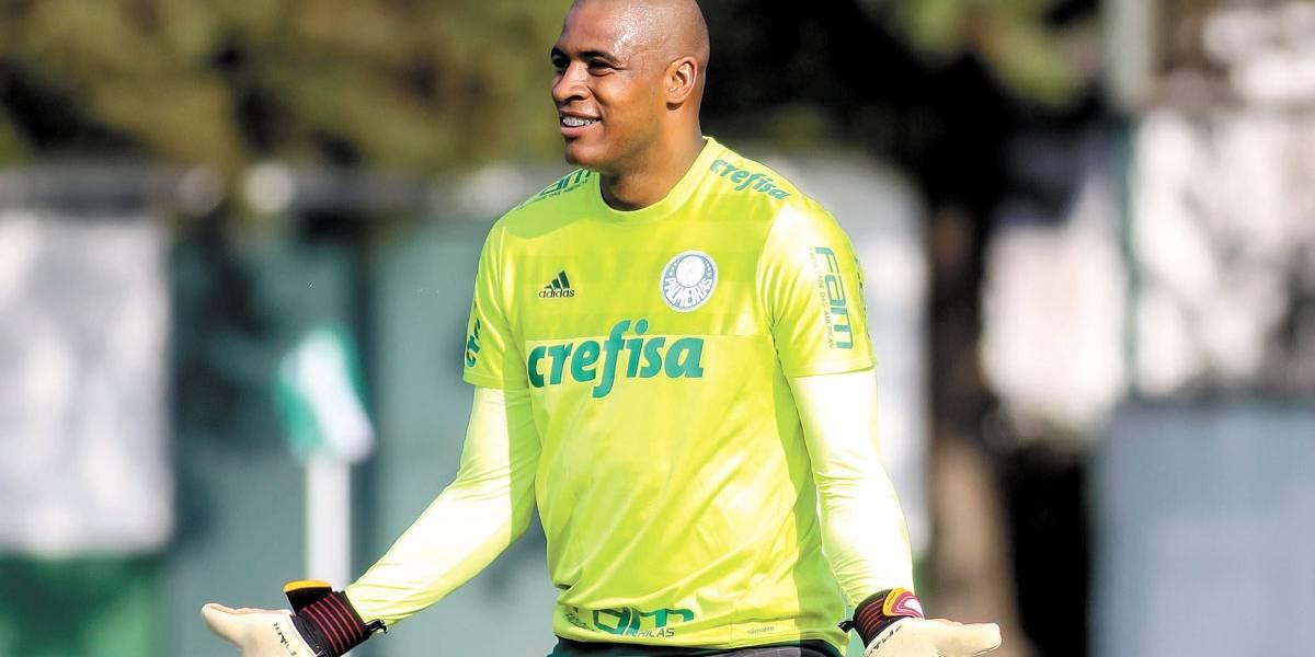 TJD: Jailson é suspenso por três jogos e desfalca o Palmeiras