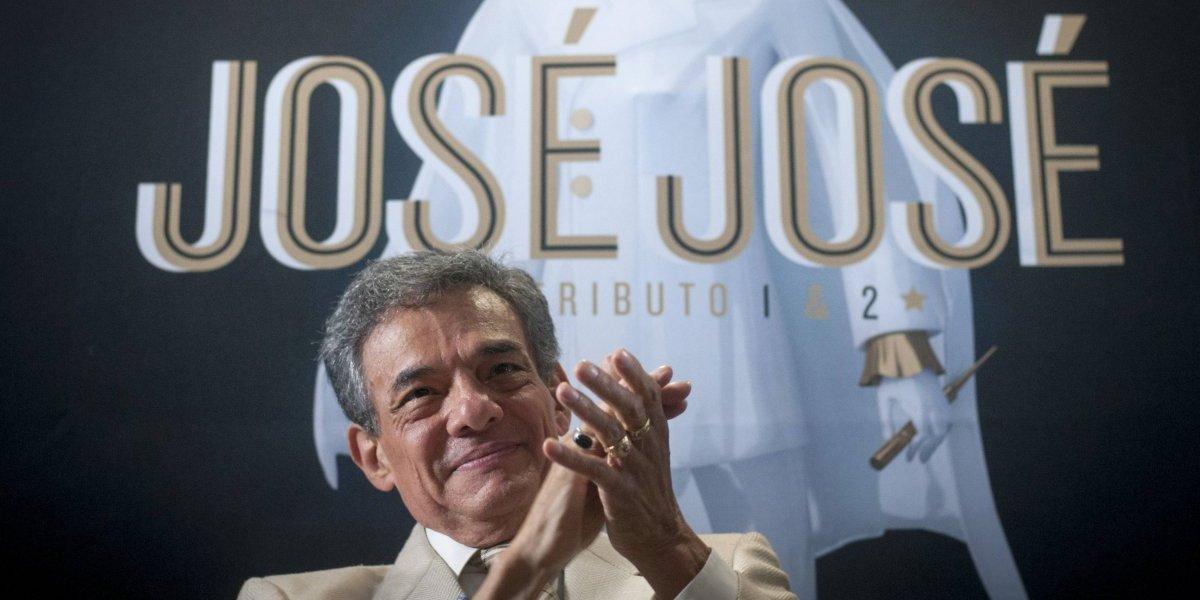Los escándalos que marcaron la vida de José José