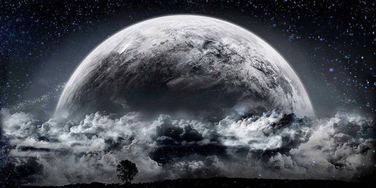 """O que é a """"Lua negra"""" e porque você deve ter cuidado com o que fala"""