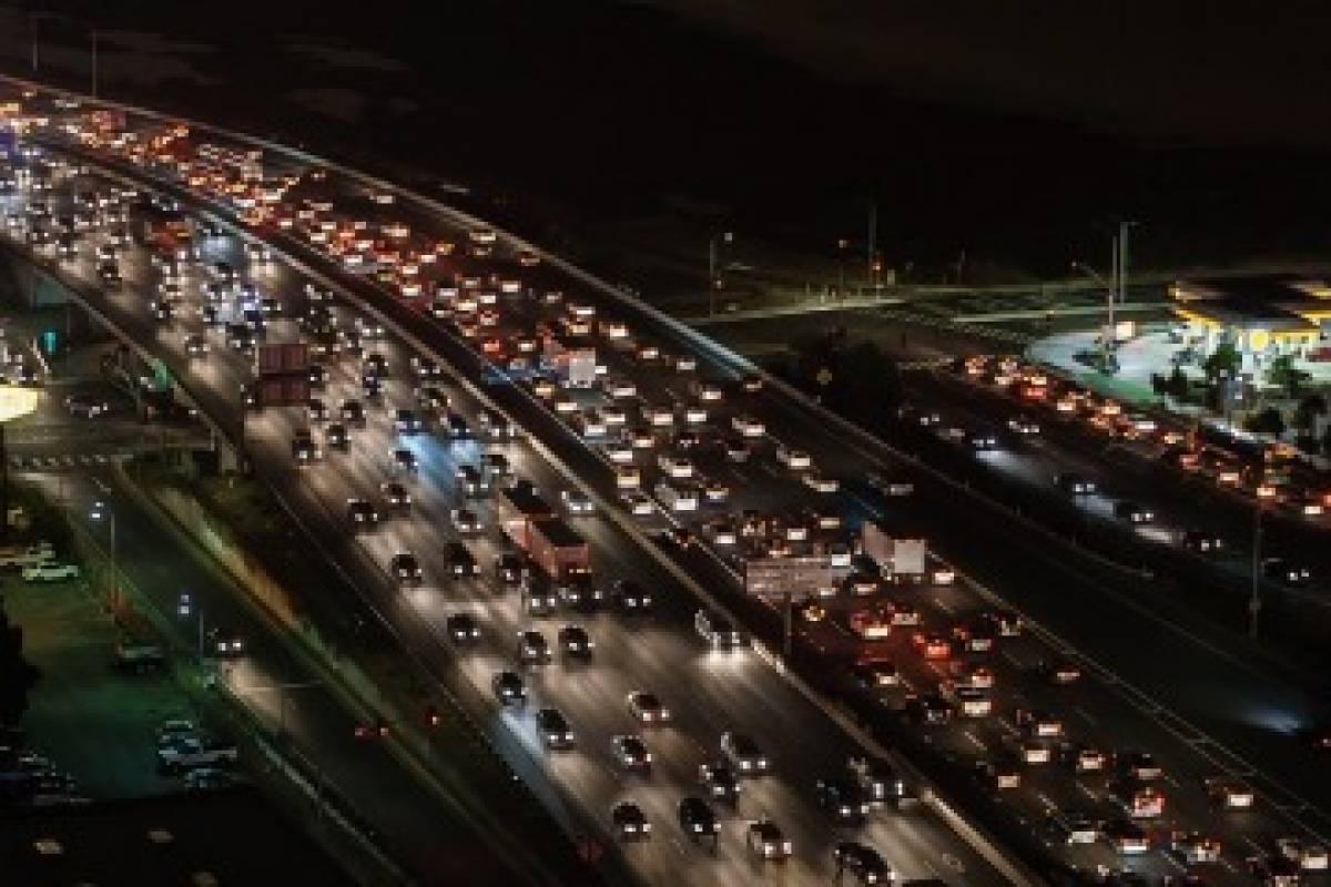 Los Ángeles es la ciudad con mayor tráfico por sexto año consecutivo