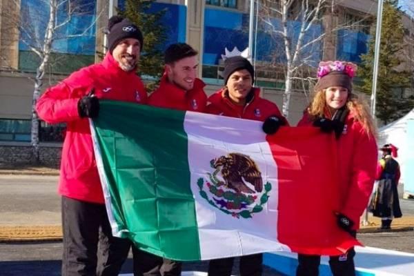México Juegos de Invierno