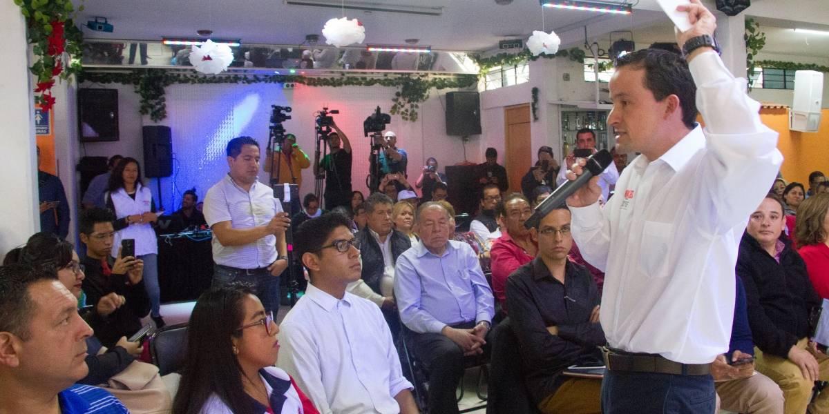 Arriola promete cárcel a delegados corruptos