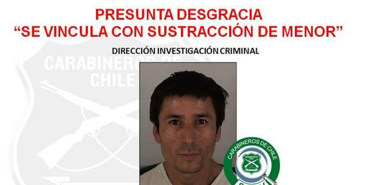 """Falsas pistas: usuarios creyeron ver a Emmelyn y al """"secuestrador"""" en Santa Cruz y Recoleta"""