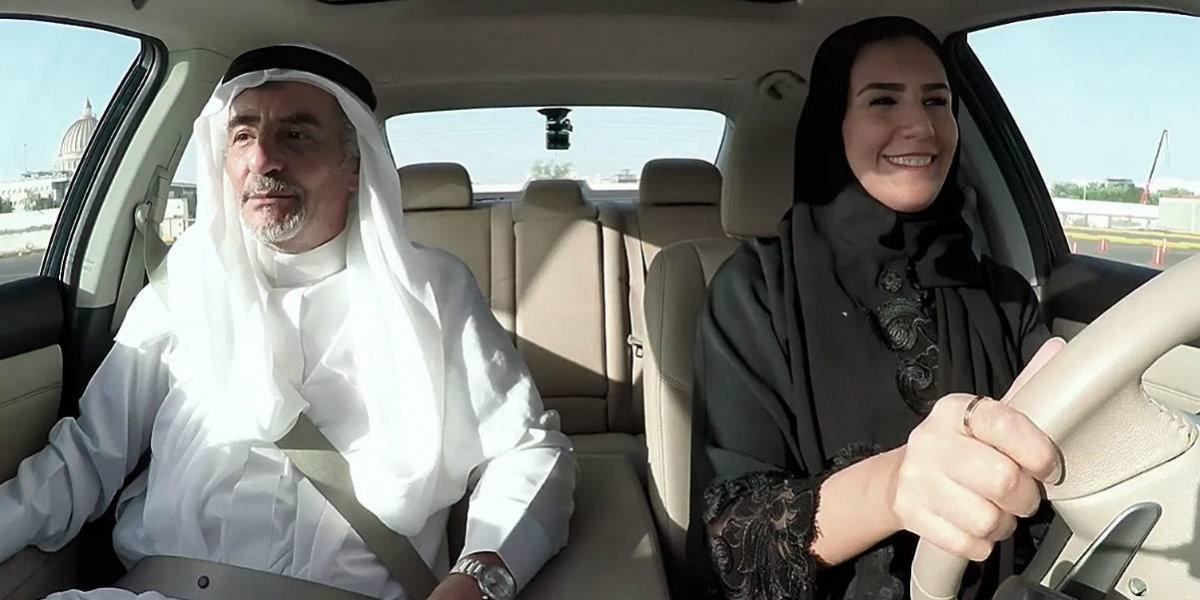 Así sorprendió Nissan a las mujeres conductoras de Arabia Saudita