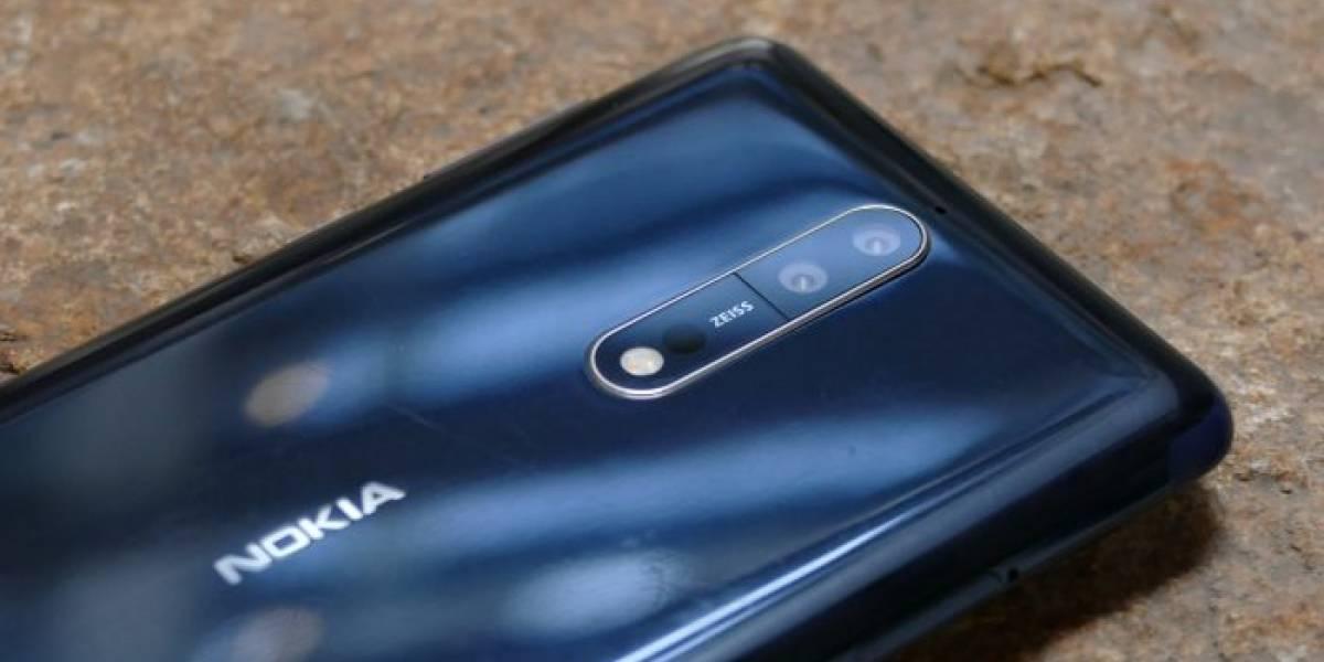 Nokia patenta el Nokia 8 Sirocco