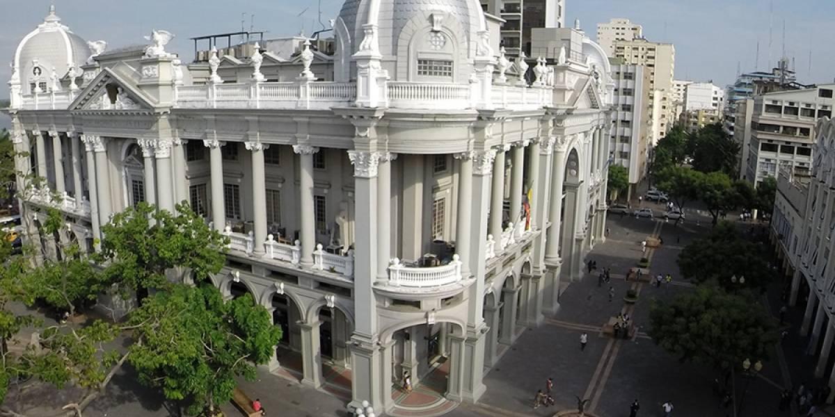 El 12 y 13 de febrero no atenderá Municipio de Guayaquil