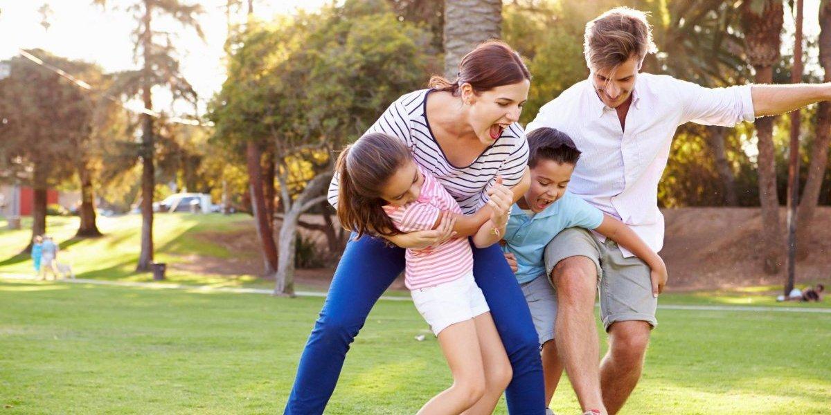 Renuevan Parque 11, un espacio recreativo para todos los vecinos en Mariscal
