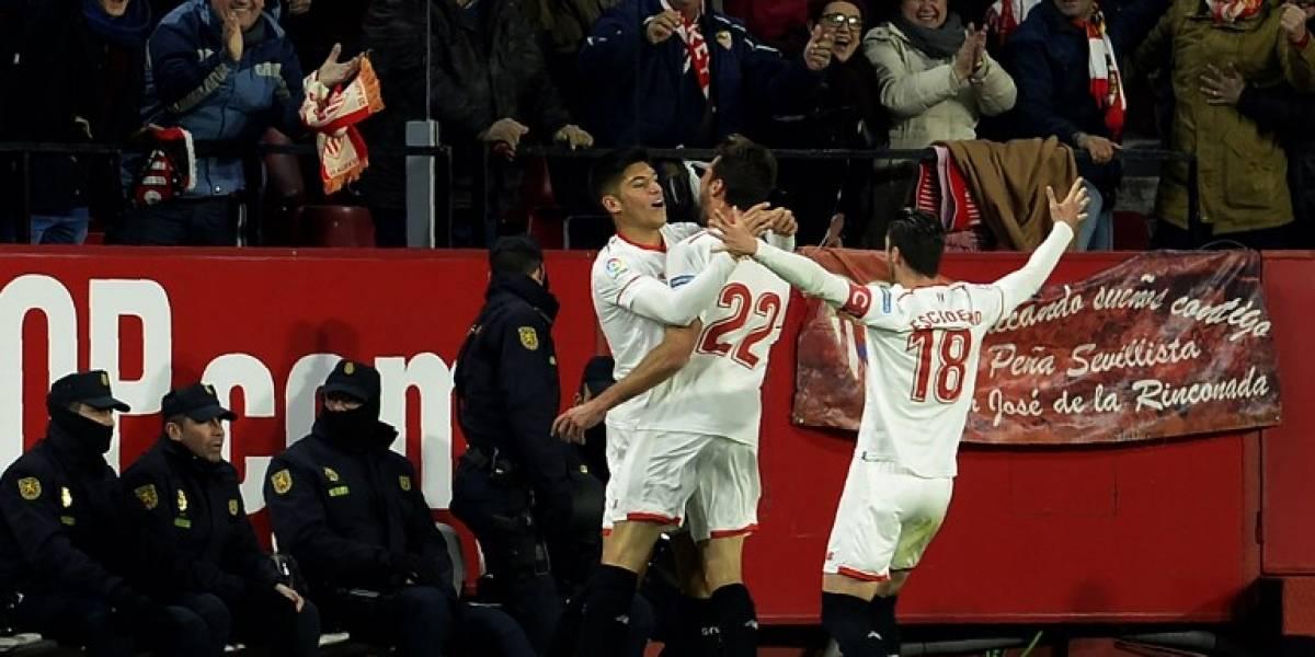 El Sevilla sella su boleto para la final de la Copa del Rey