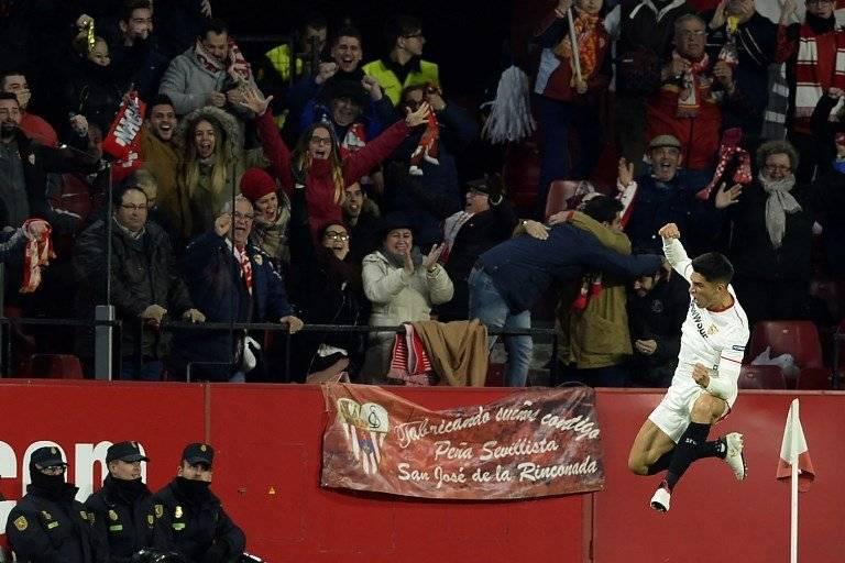 Gol de Joaquín Correa contra el Leganés en la Copa del Rey