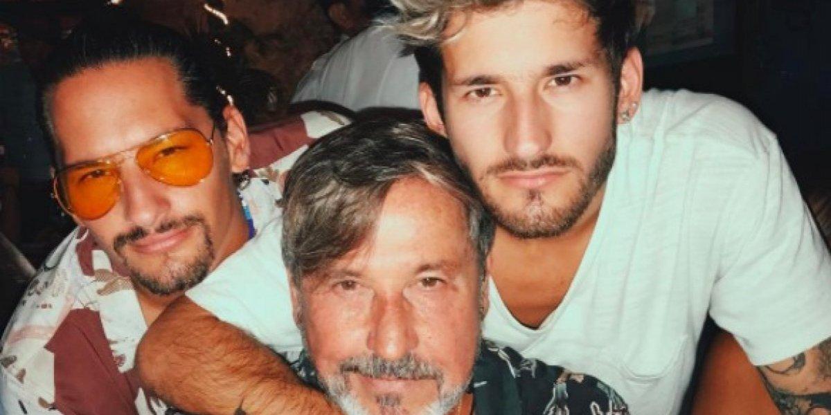 Ricardo Montaner emociona en las redes al cantar en la boda de su hijo