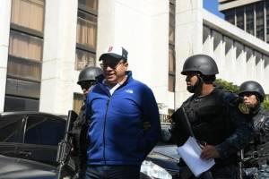 capturan a Ronald García Navarijo, caso Bantrab