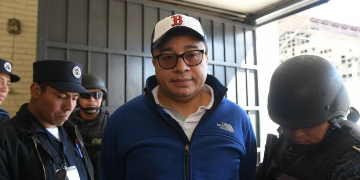 Capturan en zona 15 a Ronald García, prófugo desde 2016 por lavado de dinero